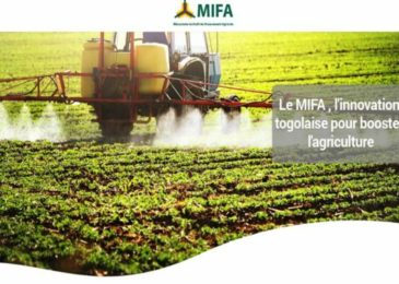 Des accords pour moderniser l'agriculture togolaise
