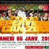 EPERVIER CAN 2013 : Grand Concert de mobilisation de fonds en faveur des Eperviers du Togo